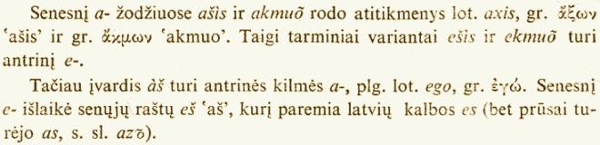 Lietuvių kalbos istorinė gramatika