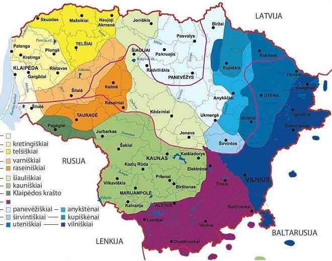 Tarmių atlasas