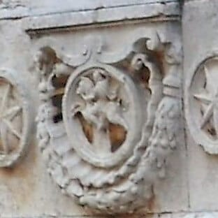 Antikinis kaunius Anguo Ανκων Ancona uoste